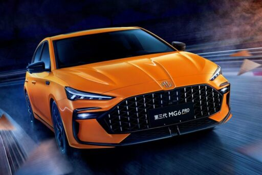 Test Units of Various MG Cars Arrive in Pakistan 5