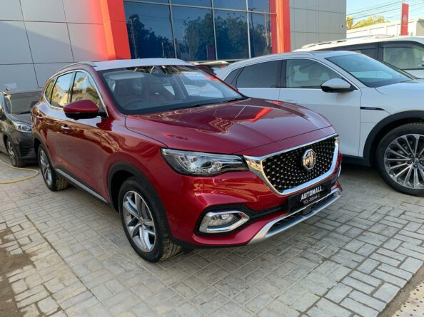 Are Chinese CUVs Taking Over? 8