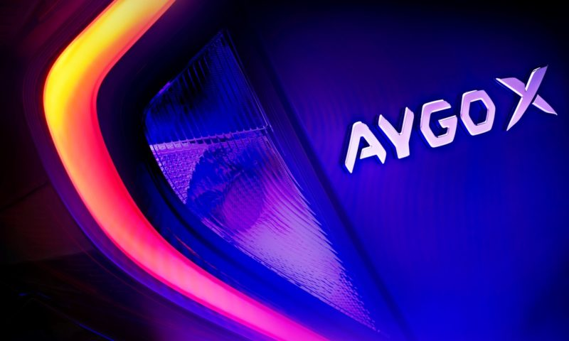 Next gen Toyota Aygo X officially teased as brandu2019s smallest crossover 800x480 1