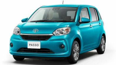 2021 Toyota Passo & Daihatsu Boon Updated in Japan 4