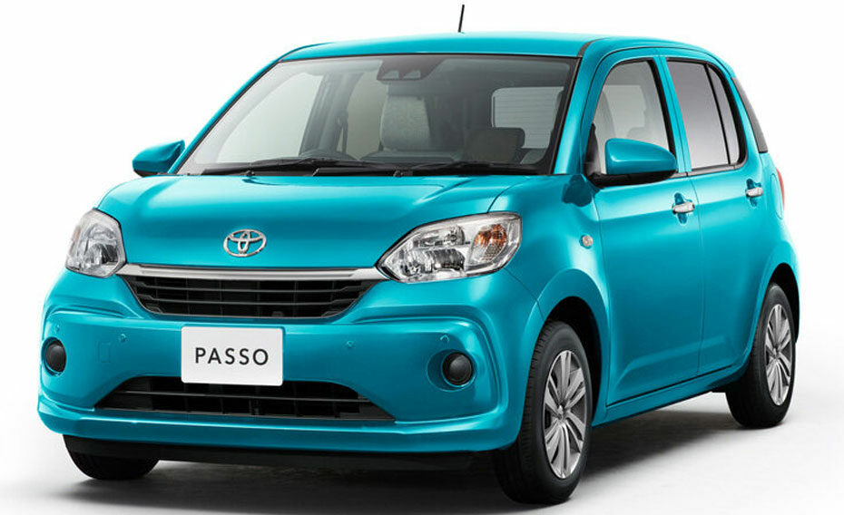 2021 Toyota Passo & Daihatsu Boon Updated in Japan 1