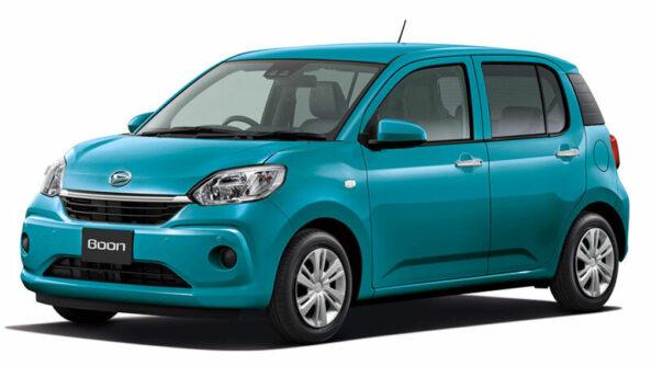 2021 Toyota Passo & Daihatsu Boon Updated in Japan 8