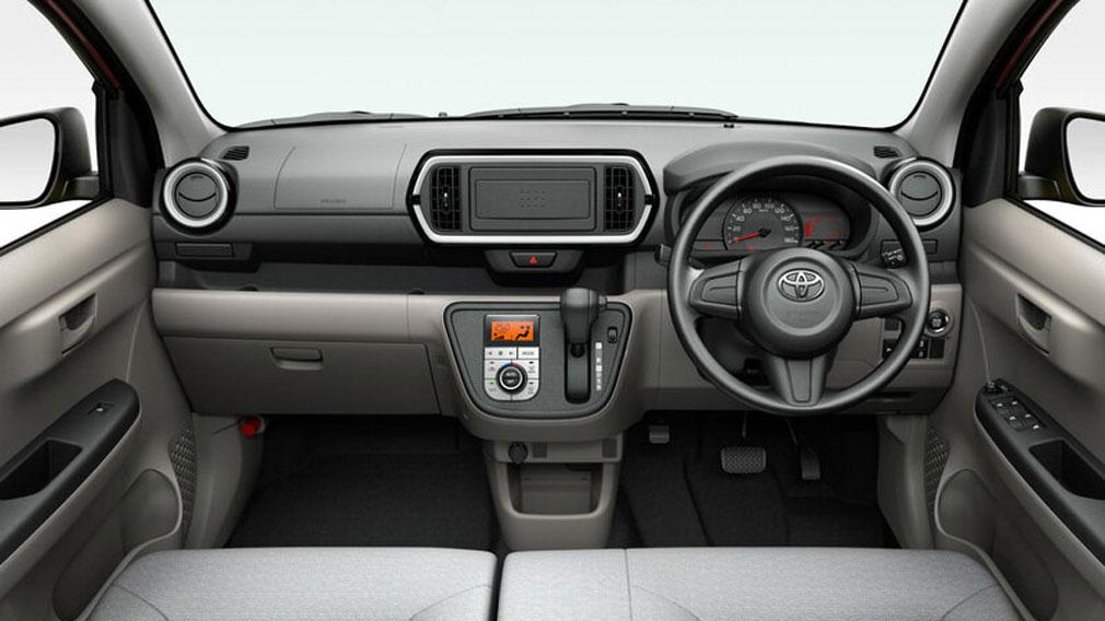 2021 Toyota Passo & Daihatsu Boon Updated in Japan 9