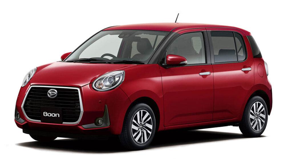 2021 Toyota Passo & Daihatsu Boon Updated in Japan 2