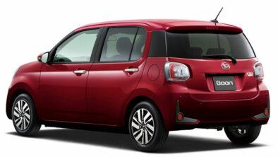 2021 Toyota Passo & Daihatsu Boon Updated in Japan 6