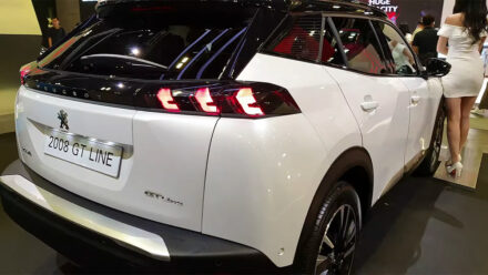 Peugeot 2008 in Pakistan- What to Expect? 13