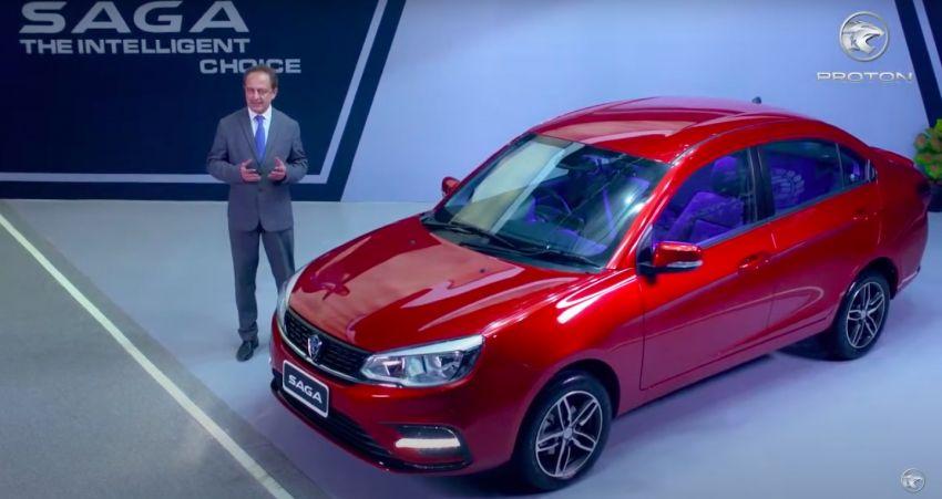 Proton Saga Pakistan launch 1 850x451 1