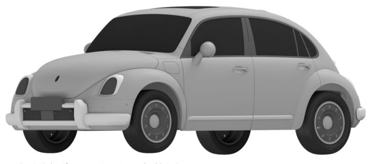 China's ORA Brand Patents 'Beetle Clone' in Europe 5