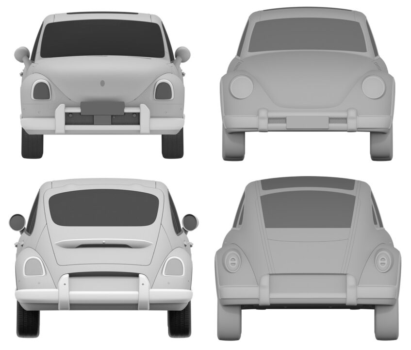 China's ORA Brand Patents 'Beetle Clone' in Europe 9