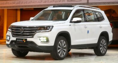 MG RX8- The Upcoming Toyota Fortuner Rival? 2