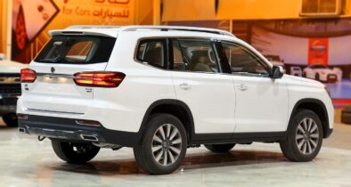 MG RX8- The Upcoming Toyota Fortuner Rival? 3