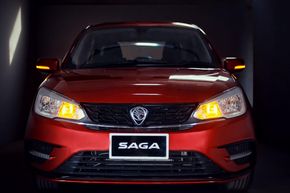 Proton Saga Sedan Launched in Pakistan 3