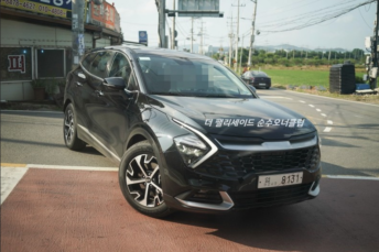 Real-Life Images of All New Kia Sportage 25