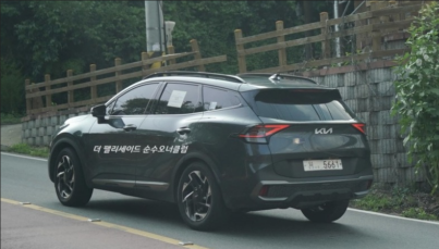 Real-Life Images of All New Kia Sportage 27