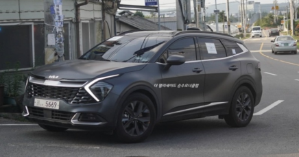 Real-Life Images of All New Kia Sportage 26