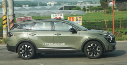 Real-Life Images of All New Kia Sportage 18