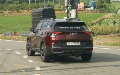 Real-Life Images of All New Kia Sportage 20