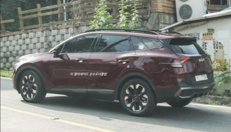 Real-Life Images of All New Kia Sportage 22