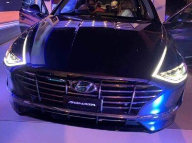 Hyundai Sonata Launched in Pakistan 2