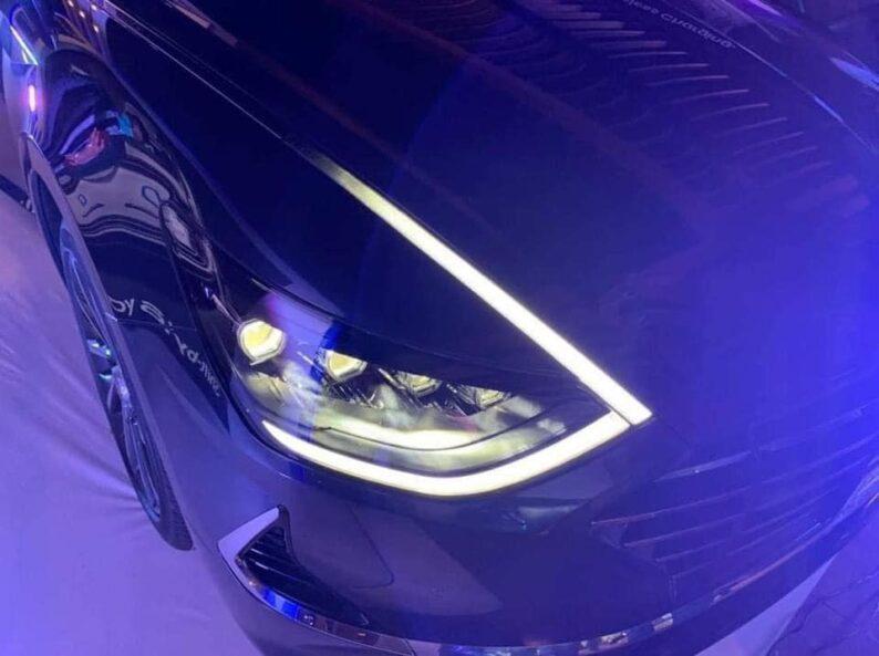 Hyundai Sonata Launched in Pakistan 1