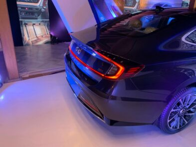 Hyundai All Set to Launch Sonata Sedan in Pakistan 4
