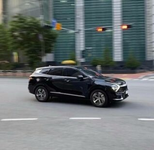Real-Life Images of All New Kia Sportage 6