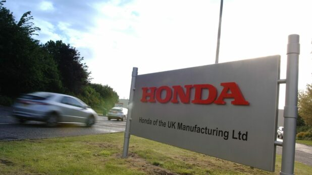 Honda Swindon Will Cease Production on July 30 1
