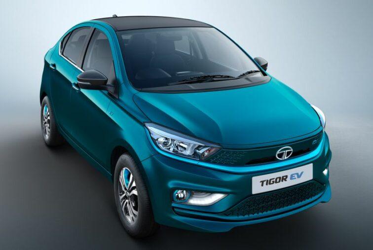 New Tata Tigor EV Launched in India 12