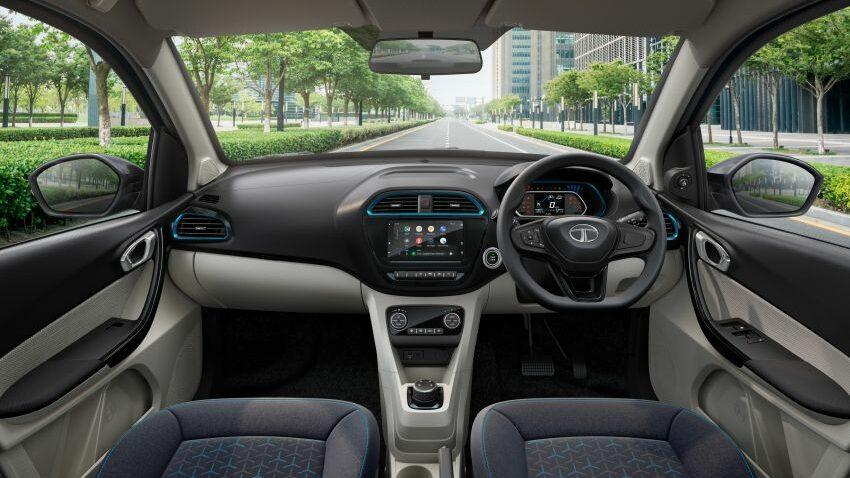 Tata Tigor EV India debut 9 850x513 1