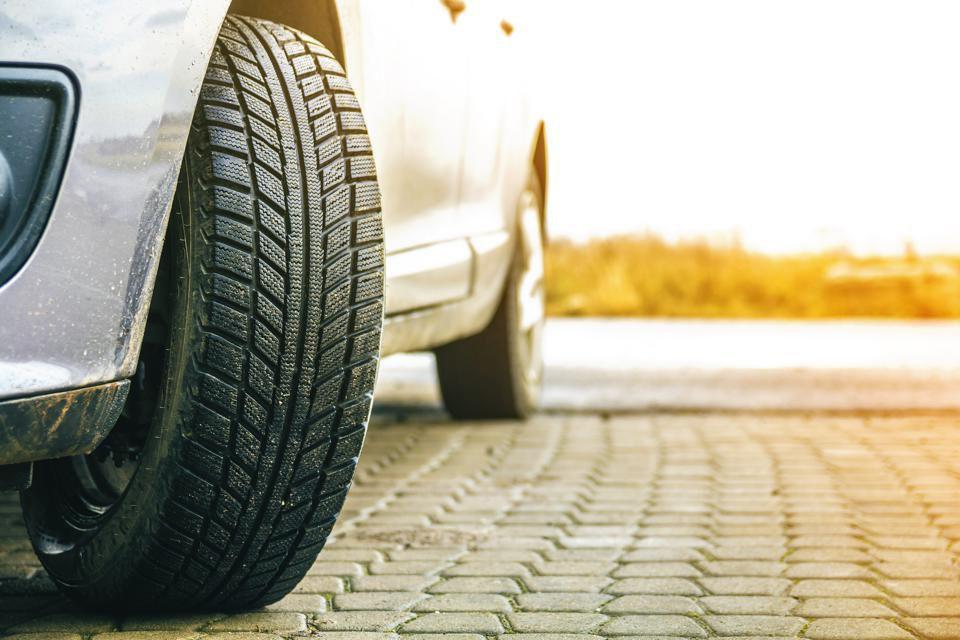Tire pavement