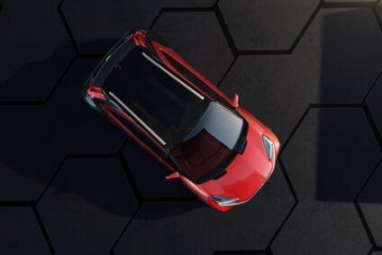 Toyota Reveals Next Generation Aygo as Stylish Small Crossover 9