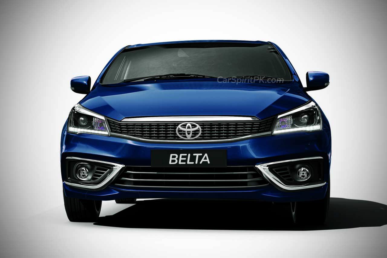 Toyota Ciaz Belta