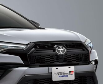 Toyota Corolla Cross GR Sport Revealed for Taiwan 2