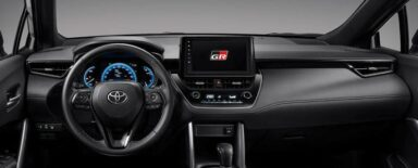 Toyota Corolla Cross GR Sport Revealed for Taiwan 5