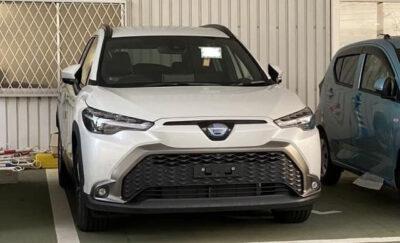 JDM Toyota Corolla Cross Revealed 1