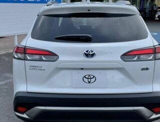 JDM Toyota Corolla Cross Revealed 3