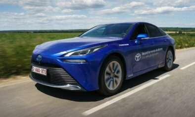 Toyota Snatches World Hydrogen Distance Record from Hyundai 2