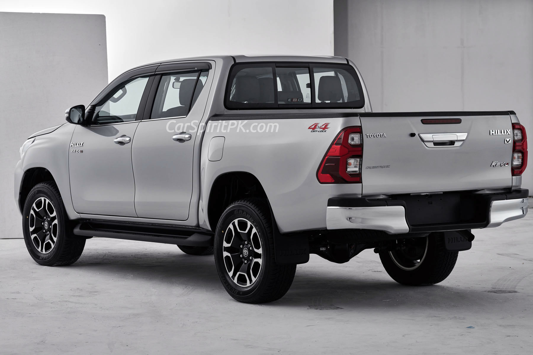 Booking of New Toyota Hilux Revo Facelift is Open 4