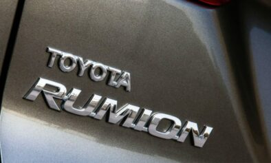 Suzuki Ertiga-Based Toyota Rumion Launched in South Africa 3