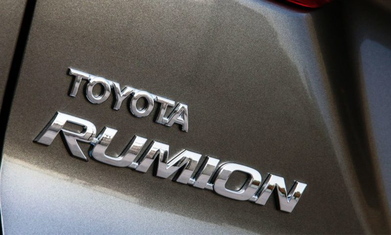 Toyota Rumion lands in SA pricing and standard features detailed 2 800x480 1