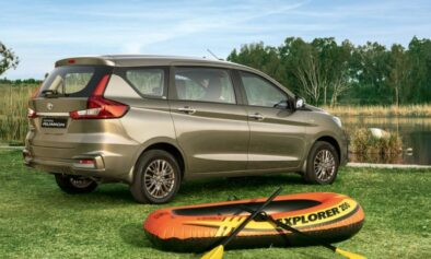 Suzuki Ertiga-Based Toyota Rumion Launched in South Africa 2