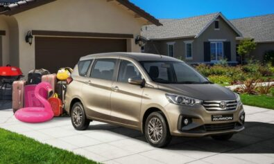 Suzuki Ertiga-Based Toyota Rumion Launched in South Africa 1