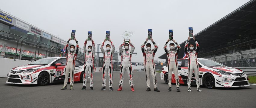 Toyota Thailand 24 Hours of Nurburgring 1 e1623401296793 850x358 1