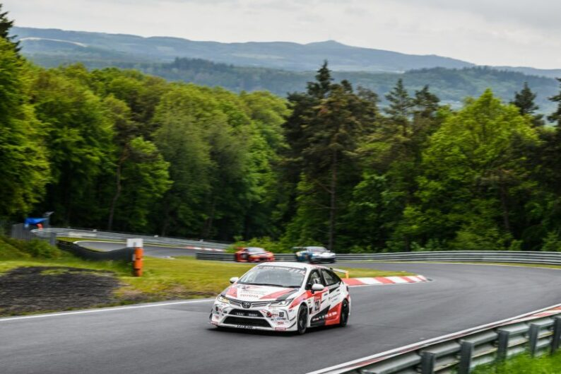 Toyota Corolla Altis Wins 24-Hours Nürburgring SP3 Class for Second Consecutive Year 9