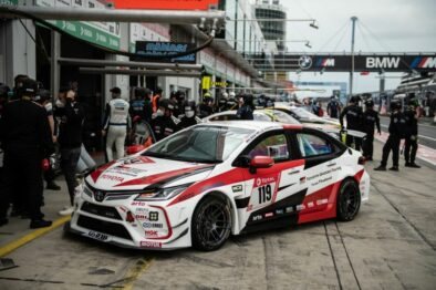 Toyota Corolla Altis Wins 24-Hours Nürburgring SP3 Class for Second Consecutive Year 11