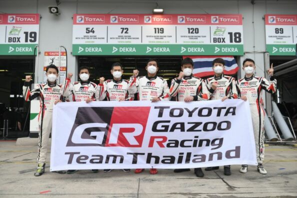 Toyota Corolla Altis Wins 24-Hours Nürburgring SP3 Class for Second Consecutive Year 19