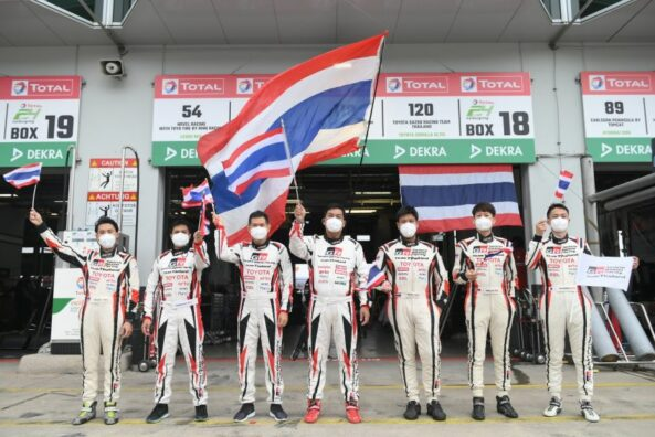 Toyota Corolla Altis Wins 24-Hours Nürburgring SP3 Class for Second Consecutive Year 20
