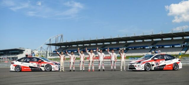 Toyota Corolla Altis Wins 24-Hours Nürburgring SP3 Class for Second Consecutive Year 21
