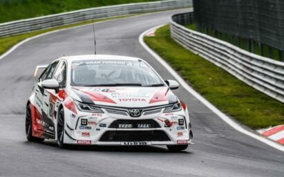 Toyota Corolla Altis Wins 24-Hours Nürburgring SP3 Class for Second Consecutive Year 6