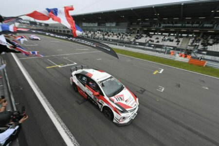 Toyota Corolla Altis Wins 24-Hours Nürburgring SP3 Class for Second Consecutive Year 18